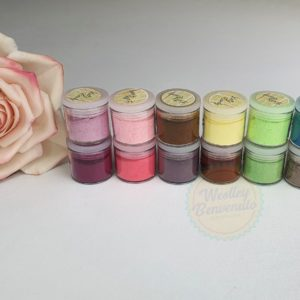 KIT CORANTES LULLYCANDY ROSE 14 CORES